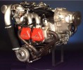 Rotax 914 UL DCDI 115HP Aircraft Engine
