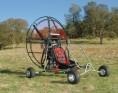 BlackHawk LowBoy II Paramotor Quad