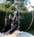 Air Conception Hybrid 130 Titanium Race Paramotor